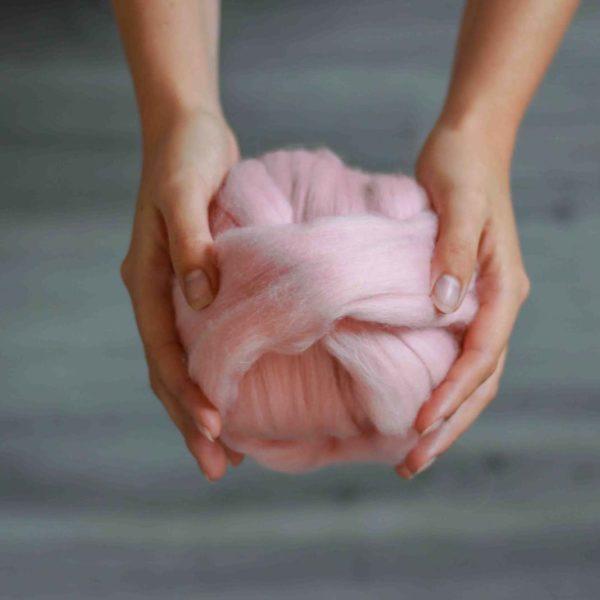 Hruba priadza na pletenie